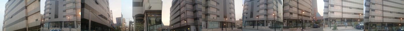 عمارة   في الشريط التجاري بجانب برج الفيصلية وأبراج التعاونية, خمسة أدوار
