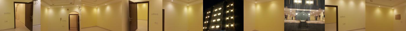 شقق جديدة للإيجار 3 غرف وصالة في حي الواحة 5 (مخطط الفهد) - جدة