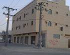 للبيع عمارة جديدة زاوية م 774م2 تجارية سكنية 8شقق +6 محلات في ملهم شمال الرياض