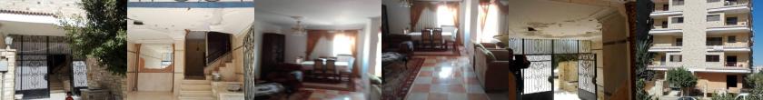 للبيع شقة م 210م2 مؤثثه مدينة 6 اكتوبر القاهرة مصر