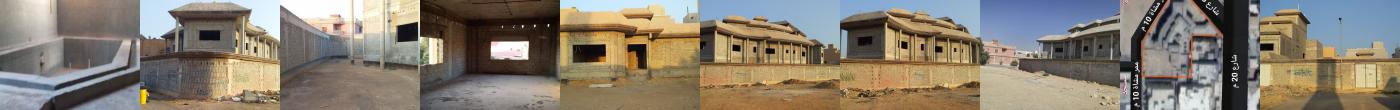 للبيع قصر م 2301 م2 , 3 شوارع عظم حي  الربيع شمال الرياض  يقع القصر بحي الربيع
