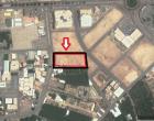 للبيع ارض م 6169 م2 , سكني تجاري , منطقة السيفة – الهفوف – محافظة الاحساء